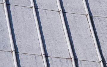 lead roofing Isbister